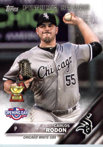 Photo of 2016 Topps Opening Day #OD55 Carlos Rodon