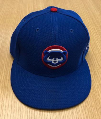 Photo of Steve Cishek Team-Issued Batting Practice Hat -- Size 7 3/8