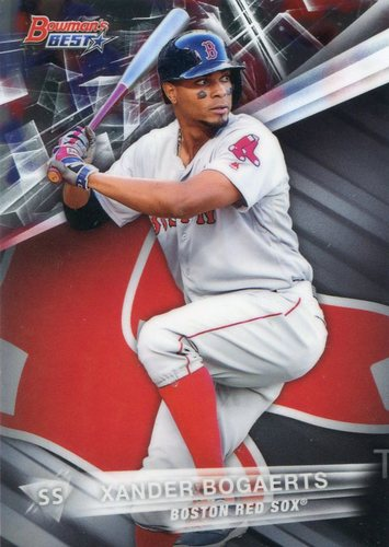 Photo of 2016 Bowman's Best #19 Xander Bogaerts
