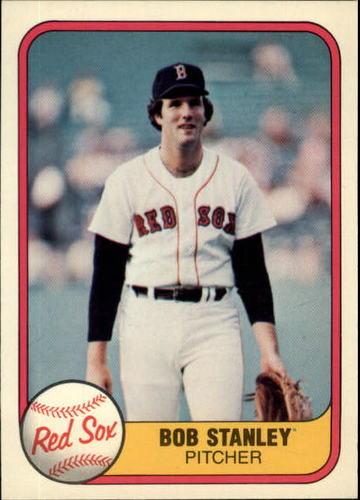 Photo of 1981 Fleer #234 Bob Stanley