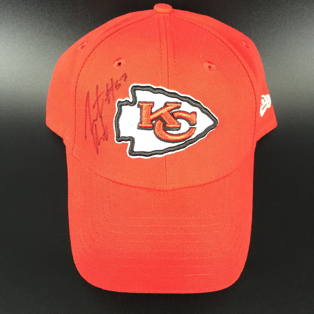 NFL - Chiefs Justin Houston Signed Hat