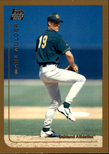 Photo of 1999 Topps Traded #T8 Mark Mulder RC