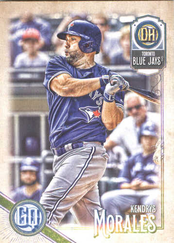 Photo of 2018 Topps Gypsy Queen #39 Kendrys Morales