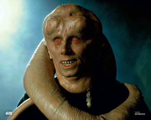 Michael Carter as Bib Fortuna