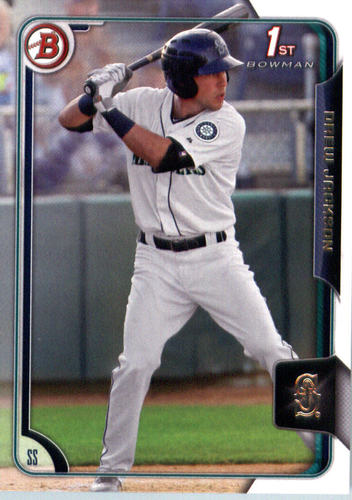 Photo of 2015 Bowman Draft #149 Drew Jackson