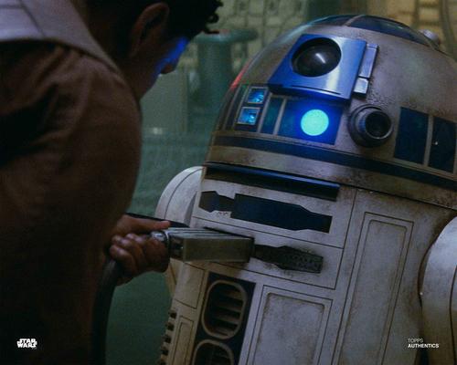 Finn and R2-D2