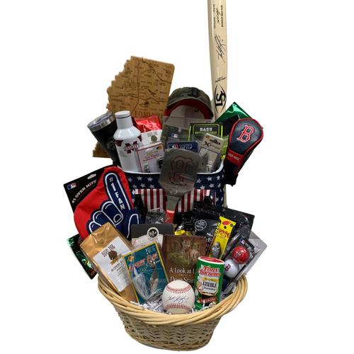 Photo of Hunter Renfroe Favorite Things Basket