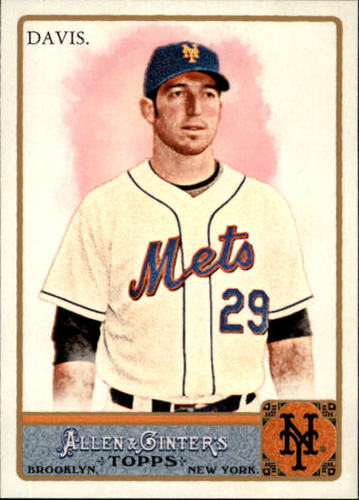Photo of 2011 Topps Allen and Ginter #241 Ike Davis
