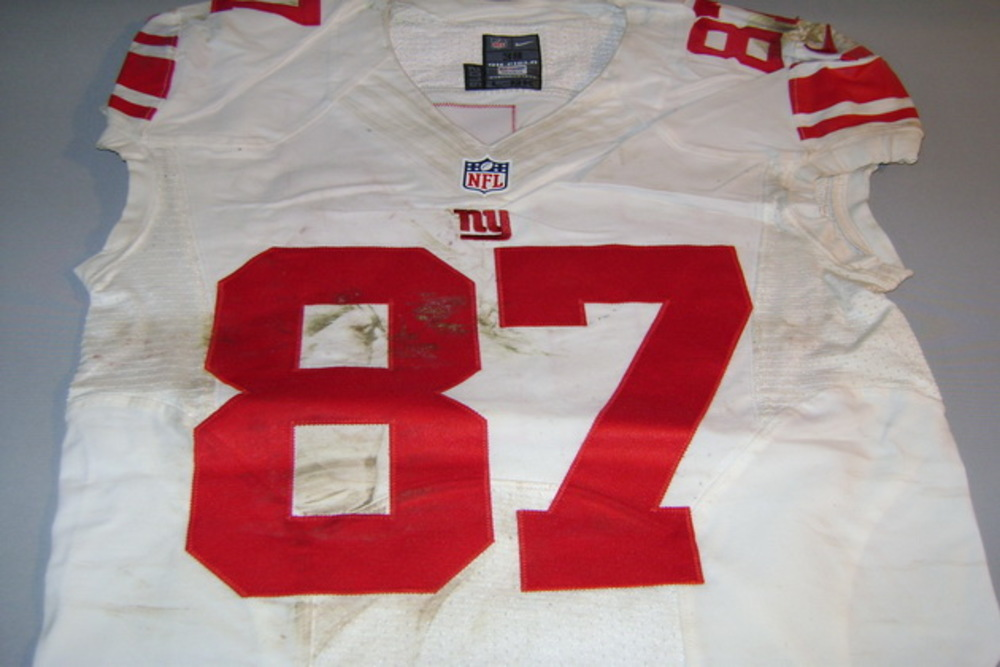 best cheap 449f0 16b51 NFL Auction | NFL INTERNATIONAL SERIES - GIANTS STERLING ...
