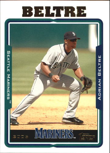 Photo of 2005 Topps Update #25 Adrian Beltre