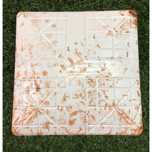 Photo of 20th Anniversary Game Used Third Base (Innings 1-3) - Blake Snell Final Start of 2018 - Cy Young Season -  September 29, 2018 v TOR