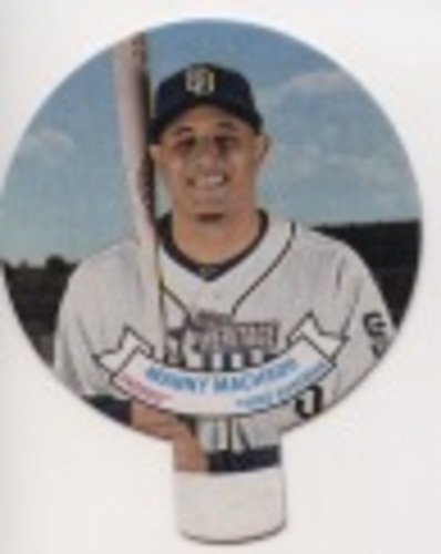 Photo of 2019 Topps Heritage '70 Topps Candy Lids #27 Manny Machado