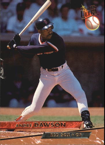 Photo of 1993 Ultra #509 Andre Dawson