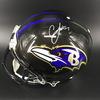 NFL - Ravens C.J. Mosley Signed Proline Helmet