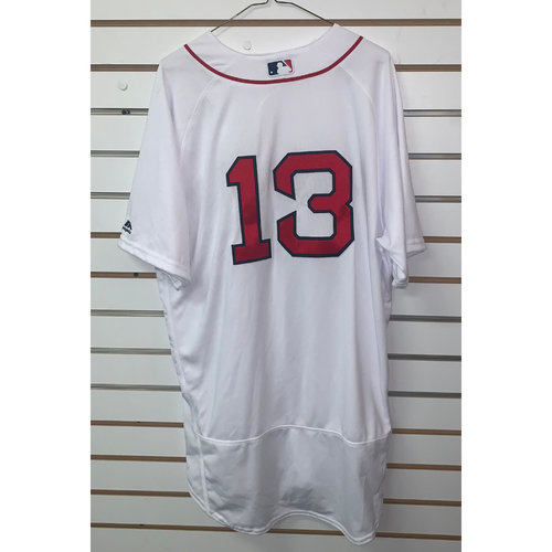 Photo of Hanley Ramirez Team Issued Home Jersey