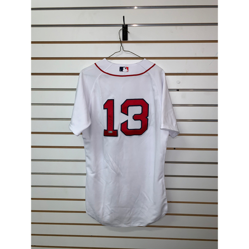 Photo of Hanley Ramirez  Autographed Authentic Home Jersey