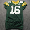 PCF - Packers Brett Swain SBXLV Signed Game Issued Jersey