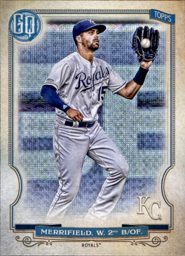 Photo of 2020 Topps Gypsy Queen #281 Whit Merrifield