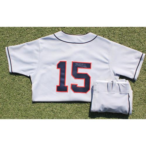 Team-Issued Stars Jersey & Team-Issued Pants: Brad Miller (STL @ KC 9/22/20)