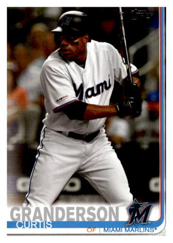 Photo of 2019 Topps Update #US187 Curtis Granderson