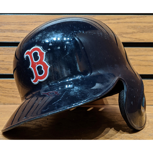 #64 Team Issued Batting Helmet