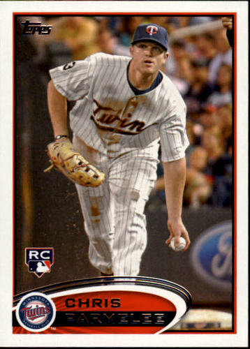 Photo of 2012 Topps #95 Chris Parmelee RC