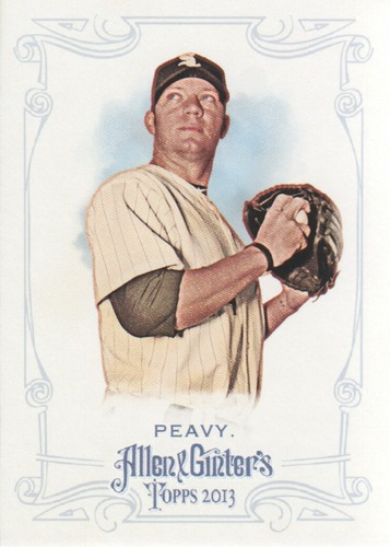 Photo of 2013 Topps Allen and Ginter #69 Jake Peavy