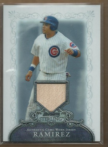 Photo of 2006 Bowman Sterling #AR Aramis Ramirez Bat UER