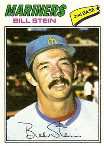 Photo of 1977 Topps #334 Bill Stein