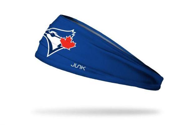Toronto Blue Jays Royal Big Bang Headband by Junk