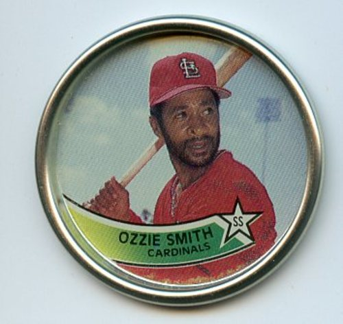 Photo of 1989 Topps Coins #25 Ozzie Smith