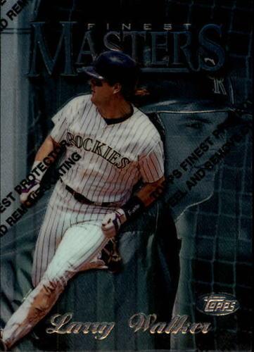 Photo of 1997 Finest #106 Larry Walker S