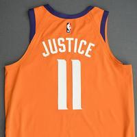 Ricky Rubio - Phoenix Suns - Game-Worn Statement Edition Jersey - 2019-20 NBA Season Restart with Social Justice Message