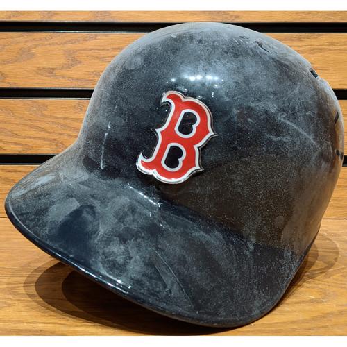 Andrew Benintendi #16 Team Issued Batting Helmet