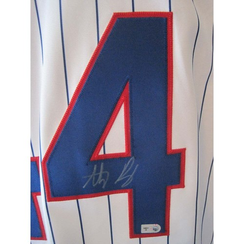 san francisco 8629a 84610 MLB Auctions | UMPS CARE AUCTION: Anthony Rizzo Signed Cubs ...