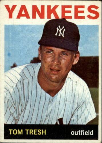 Photo of 1964 Topps #395 Tom Tresh