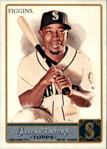 Photo of 2011 Topps Allen and Ginter #244 Chone Figgins