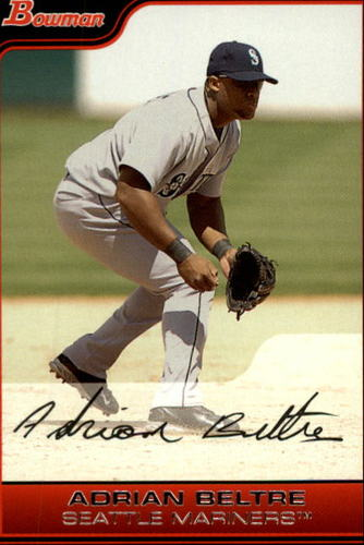 Photo of 2006 Bowman #27 Adrian Beltre