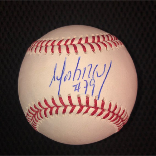 Photo of Jose Abreu Autographed Baseball