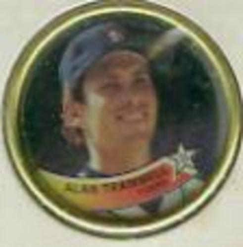 Photo of 1989 Topps Coins #56 Alan Trammell
