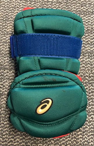 Photo of Team-Issued Elbow Guard -- 2019 Season