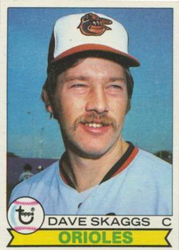 Photo of 1979 Topps #367 Dave Skaggs