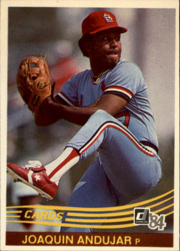 Photo of 1984 Donruss #181 Joaquin Andujar