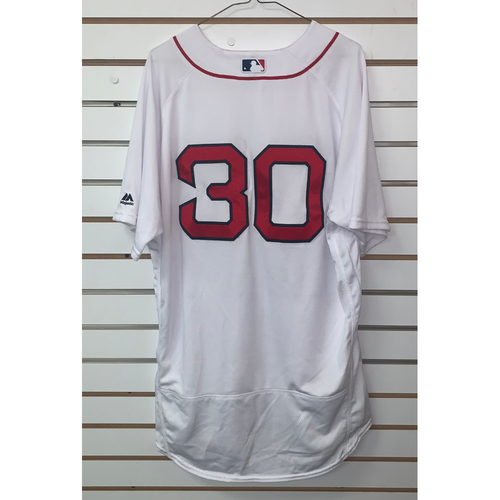 Photo of Ron Roenicke Team Issued Home Jersey