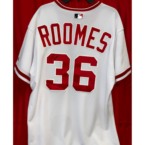 Photo of Rolando Roomes Signed Jersey