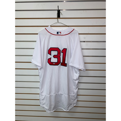 Photo of Drew Pomeranz Autographed Authentic Home Jersey