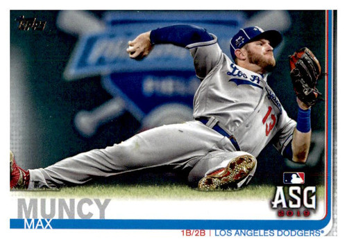 Photo of 2019 Topps Update #US194 Max Muncy AS