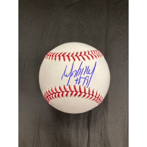 Jose Abreu Autographed Baseball