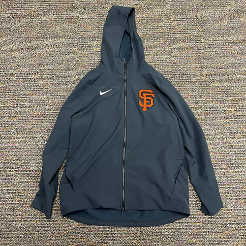 Photo of 2021 Team Issued On-Field Nike Jacket - Light with Hood - Choose Your Player!