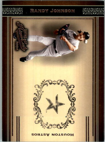 Photo of 2004 Prime Cuts #35 Randy Johnson Astros